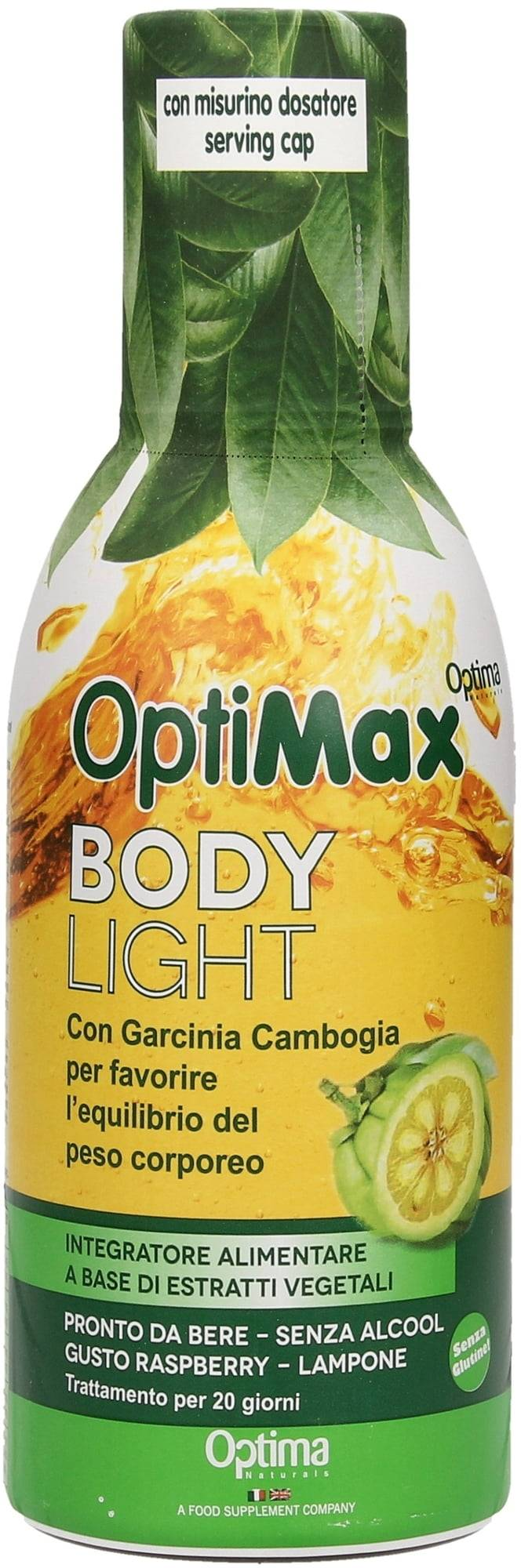Optima Naturals Optimax Body Light - 500 ml