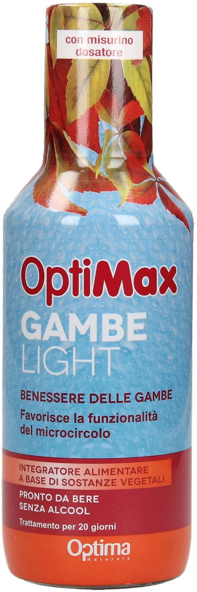 Optima Naturals Optimax Gambe Light - 500 ml