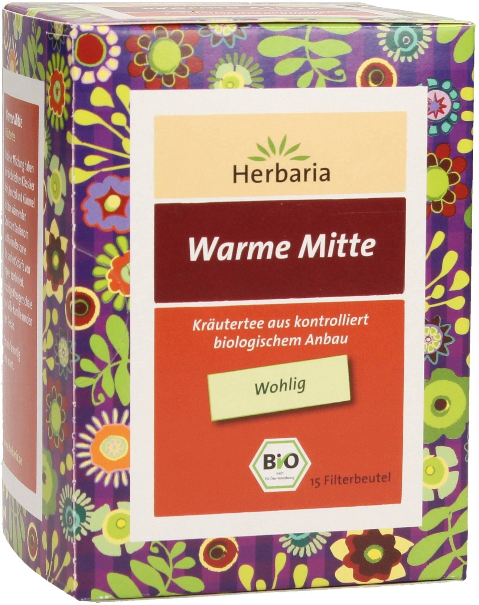 Herbaria Well-Being-Tee