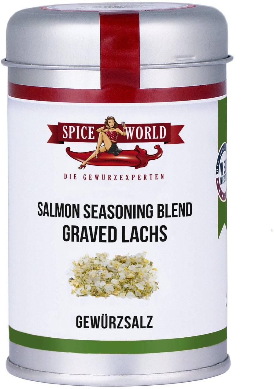 Spiceworld Salmon Seasoning Blend - 150 g