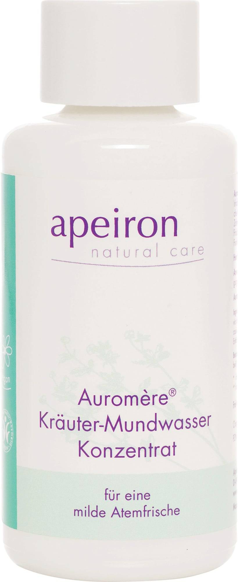 Apeiron Auromère Enjuague Bucal Concentrado - 100 ml