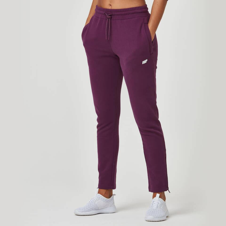 Myprotein Pantalon de Chandal Tru-Fit - XL - Plum