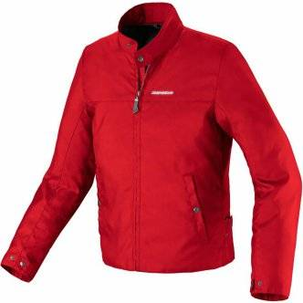 SPIDI Chaqueta Spidi Trig Tex Red