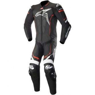 ALPINESTARS Traje / Mono Alpinestars Gp Plus V2 Professional Black / White / Red Fluo