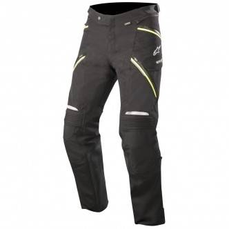 ALPINESTARS Pantalon Alpinestars Big Sur Gore-Tex Pro Black / Yellow Fluo