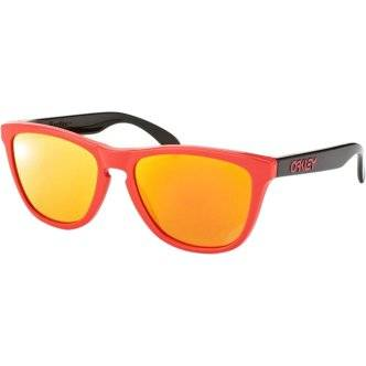 OAKLEY Gafas De Sol Oakley Frogskins Heritage Collection Red / Fire Iridium