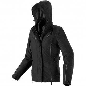 SPIDI Chaqueta Spidi Stormy H2out Lady Black / Grey