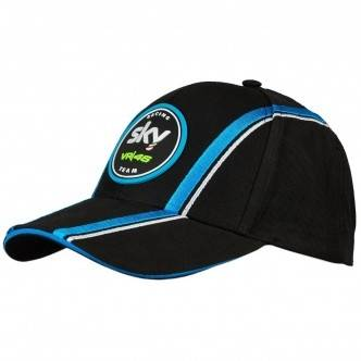 VR46 Gorra Vr46 Rossi Sky Racing Team Vr46 Replica 291404