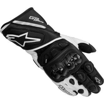 ALPINESTARS Guantes Alpinestars Gp Plus Black / White