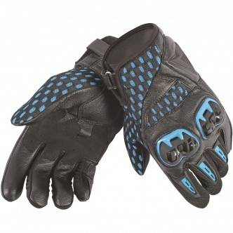 DAINESE Guantes Dainese Air Hero Black / Electric Blue