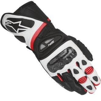 ALPINESTARS Guantes Alpinestars Sp-1 Black / White / Red