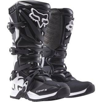 FOX Botas Fox Comp 5 Lady Black / White