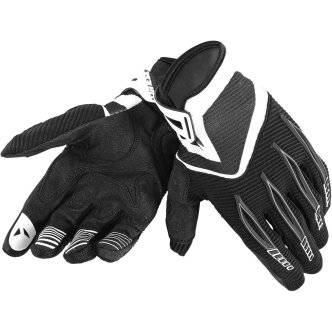DAINESE Guantes Dainese Paddock Black / White
