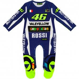 VR46 Pijama Vr46 Rossi Vr 46 263403 Baby Overall