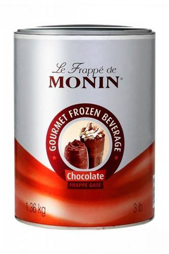 Monin Frappé Chocolate
