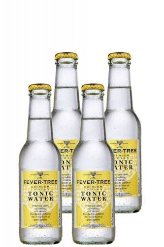 Fever - Tree Fever Tree Tonic Water Pack 4u