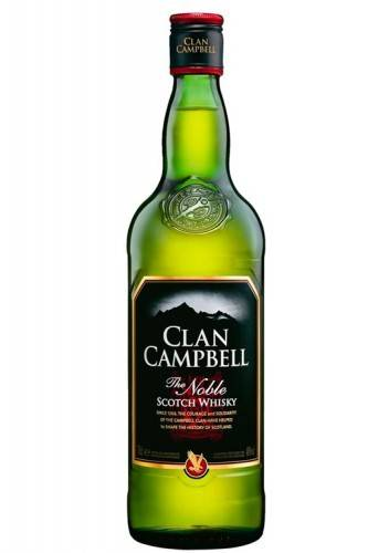 S. Campbell & Son Clan Campbell