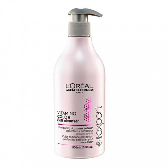 Loreal L'Oreal Expert Vitamino Color A-Ox Soft Cleanser 500ml