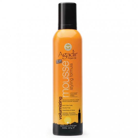 Agadir Argan Oil Volumizing Mousse 251gr