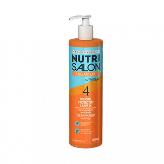 Embelleze Nutri Salon Argan Oil Thermal Protector Leave-In (4) 500ml