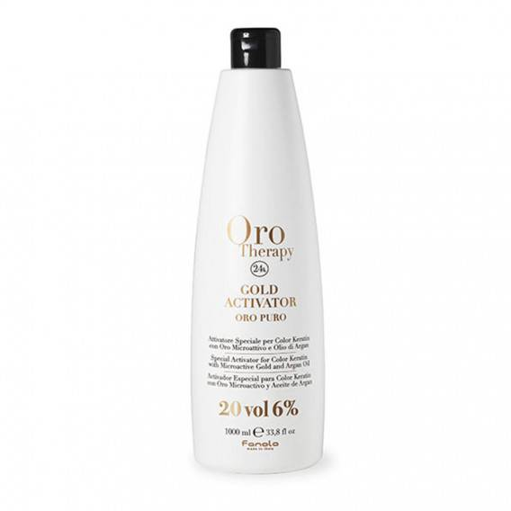 Fanola Oro Therapy Gold Activator 20vol. 1000ml