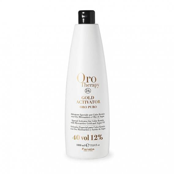 Fanola Oro Therapy Gold Activator 40vol. 1000ml
