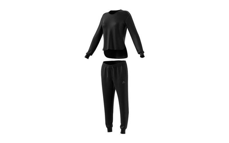 Adidas Chandal Chill Out Mujer Negro