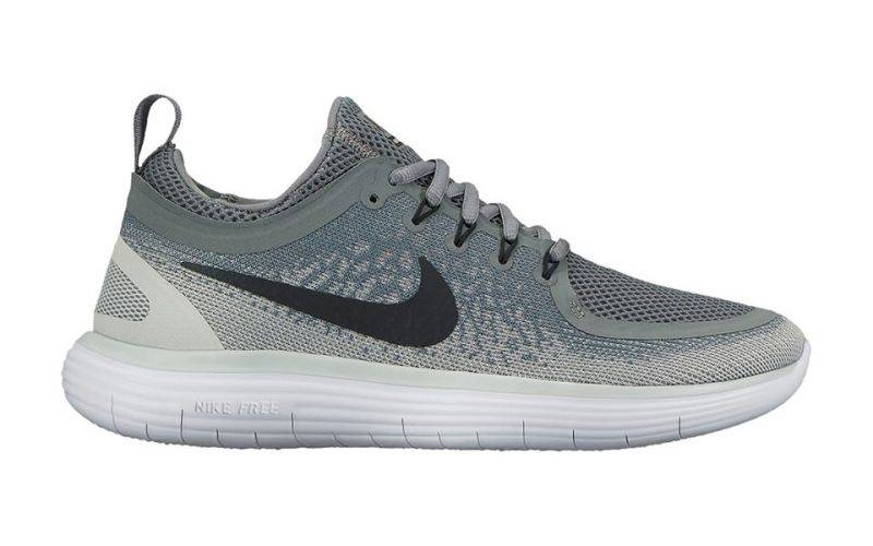 Nike Free Rn Distance 2 Mujer Gris 863776 002