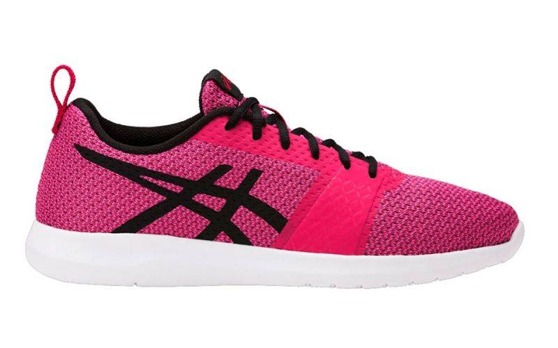 Asics Kanmei Mujer Rosa Negro T7h6n 2090
