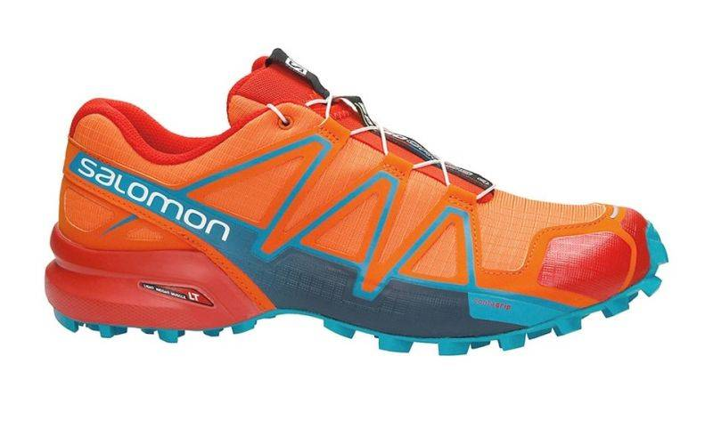 Salomon Speedcross 4 Naranja 398421