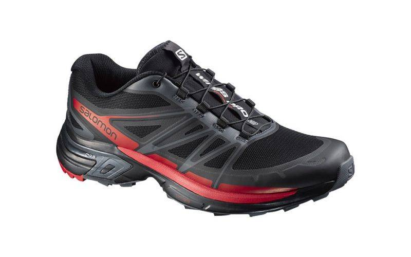 Salomon Wings Pro 2 Negro 379083
