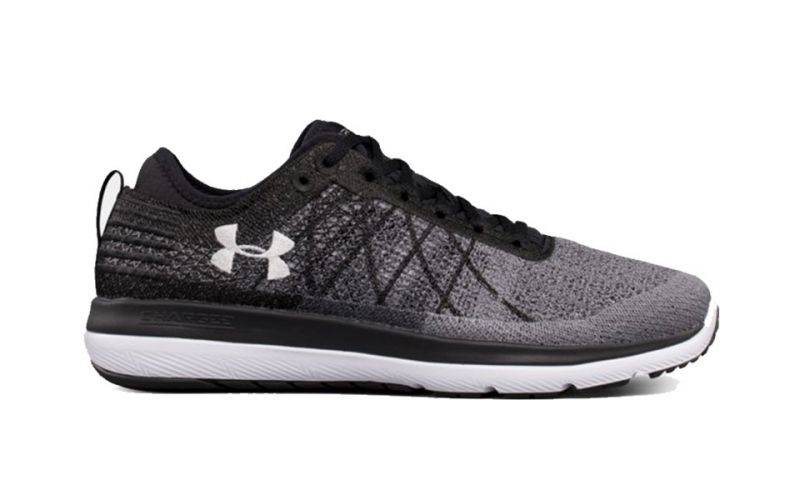 Under Armour Threadborne Fortis 3 Negro Gris 1295734 001