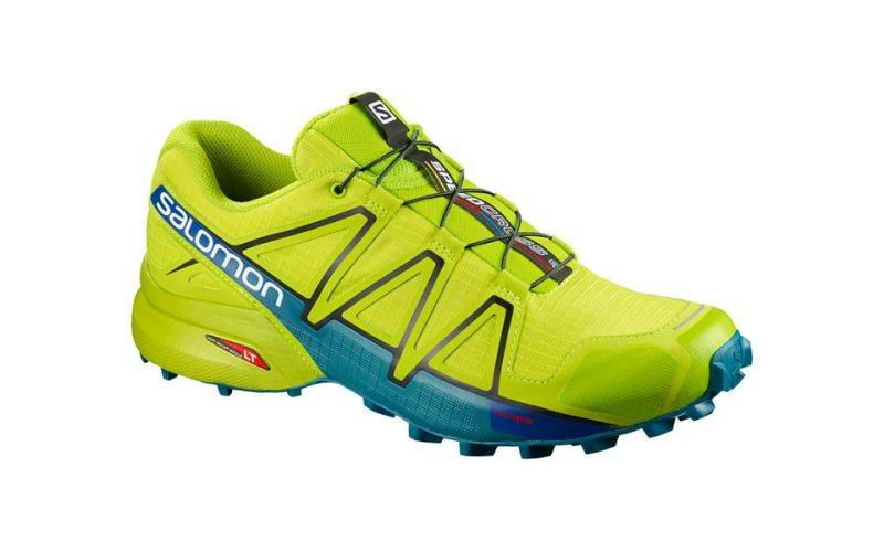 Salomon Speedcross 4 Acid Lima 400779
