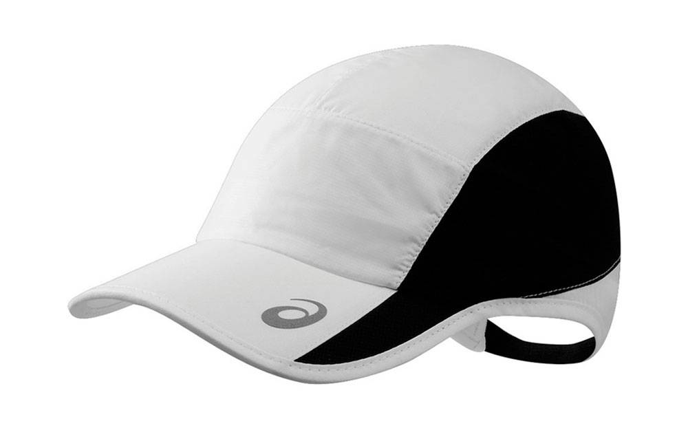 Asics Gorra Performance Blanco