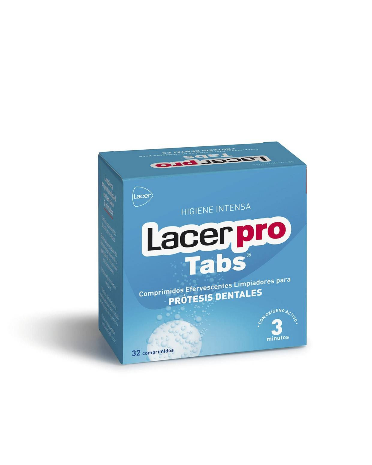 Lacer Pro Tabs 32 Comprimidos