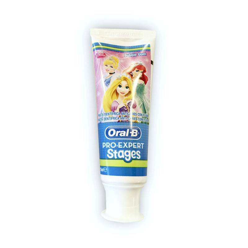 ORAL-B Pasta Pro Stages 3 75Ml.