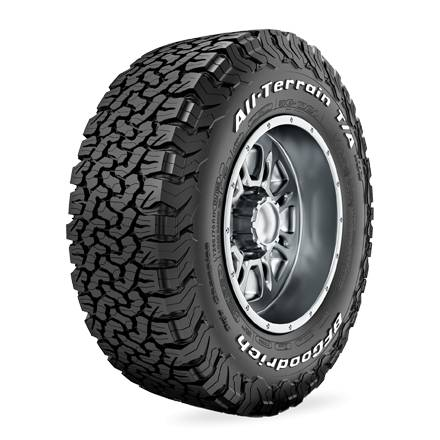 Bf Goodrich 245/75 R 16 120s All Terrain T/a Ko2