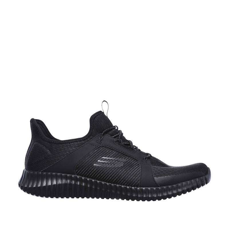 SKECHERS Elite Flex Negro 42 Negro