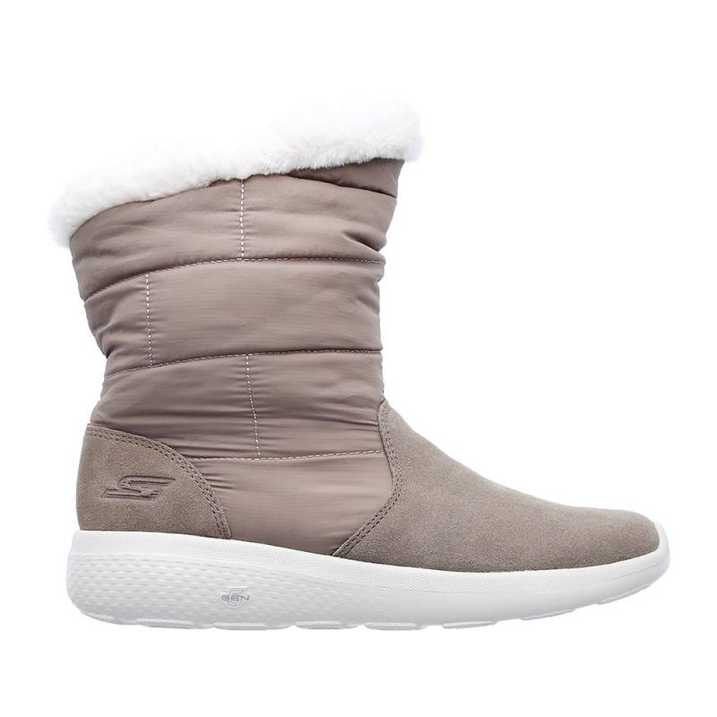 SKECHERS On The Go City 2 Puf Taupe 39 Taupe