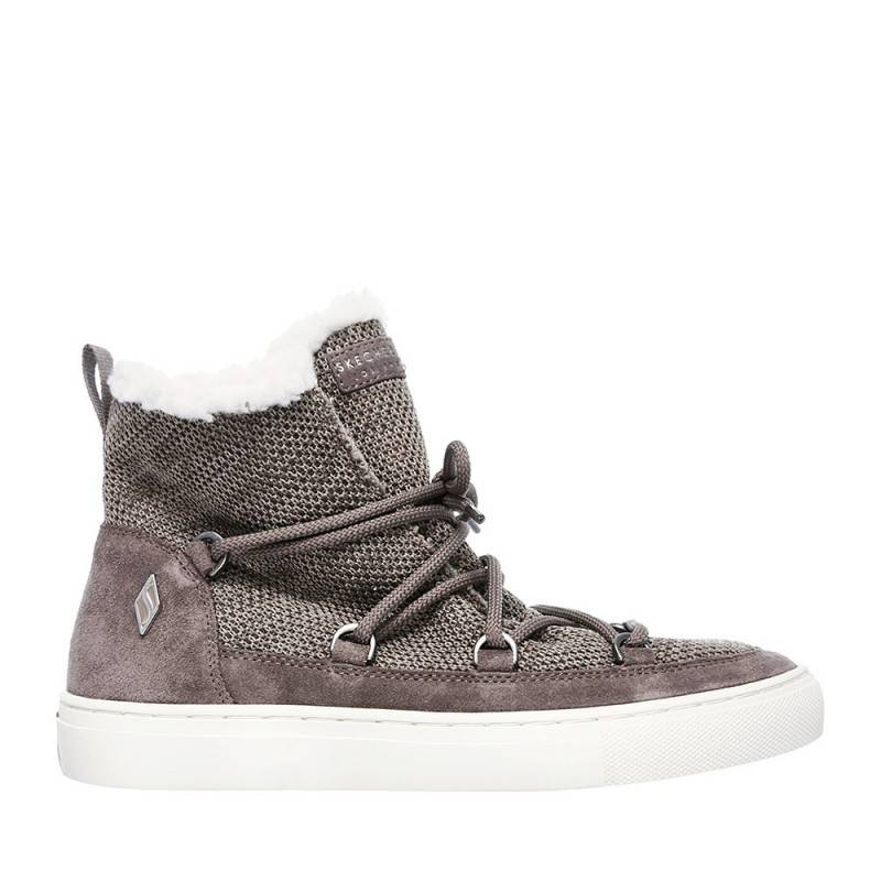SKECHERS Side Street-Warm Taupe 39 Taupe