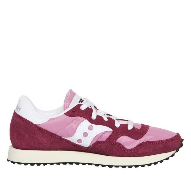 SAUCONY Dxn Trainer Vintage Fuxia 41 Granate