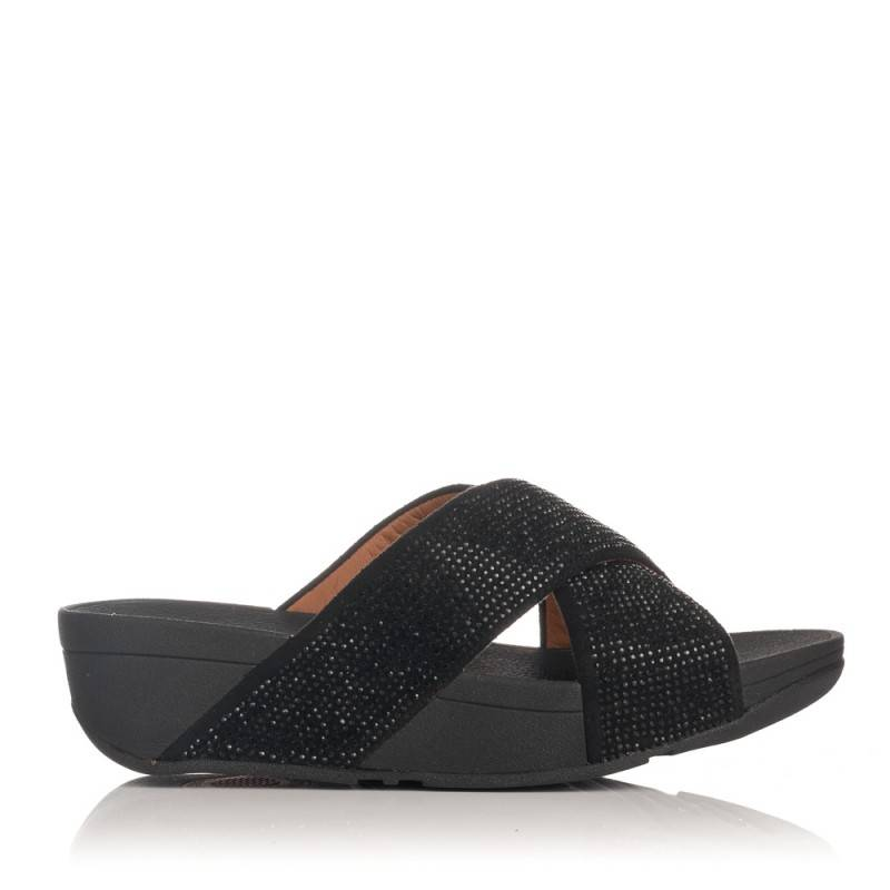 FITFLOP Ritzy Sandal Negro 38 Negro