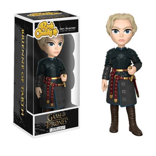 Candy Figura Rock Candy Vinyl Brienne de Tarth - Juego de Tronos
