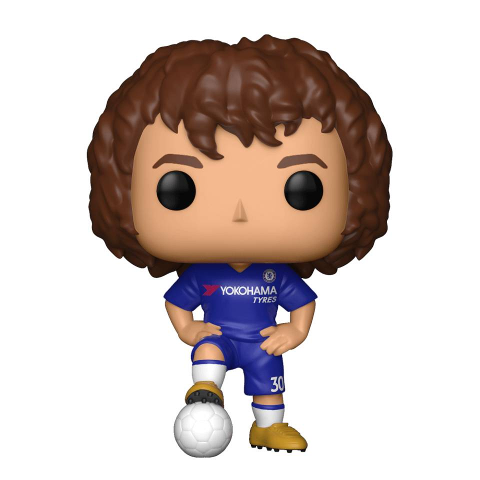Pop! Vinyl Figura Pop! Football Vinyl David Luiz - Chelsea