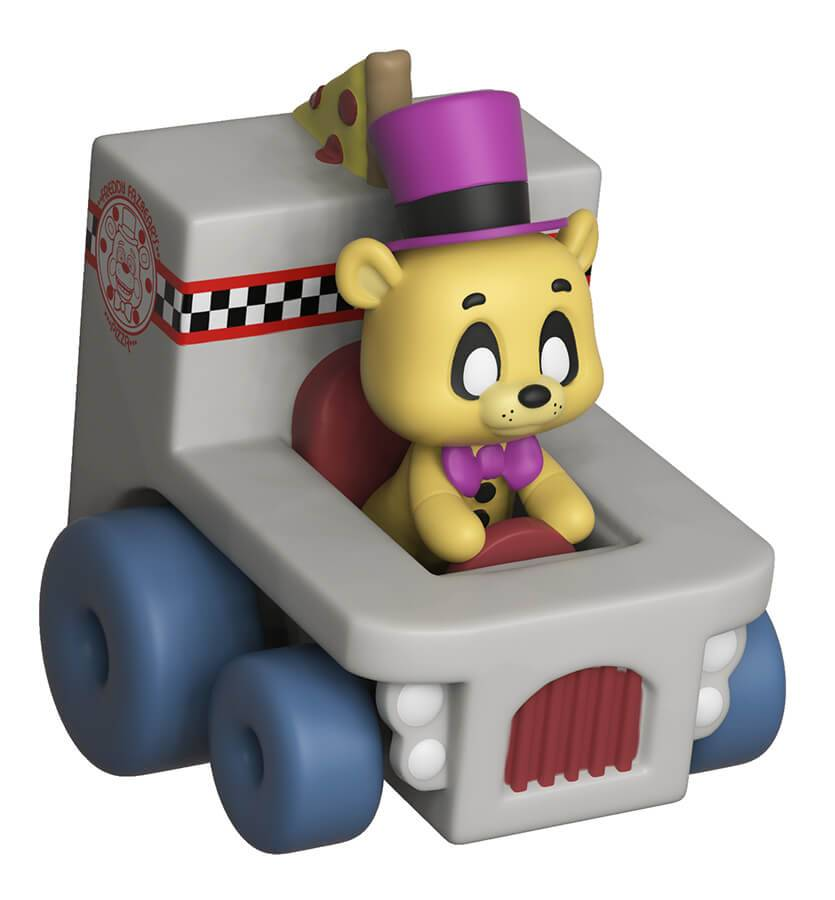 Super Racers Figura Funko Super Racers Golden Freddy - Five Nights At Freddy's