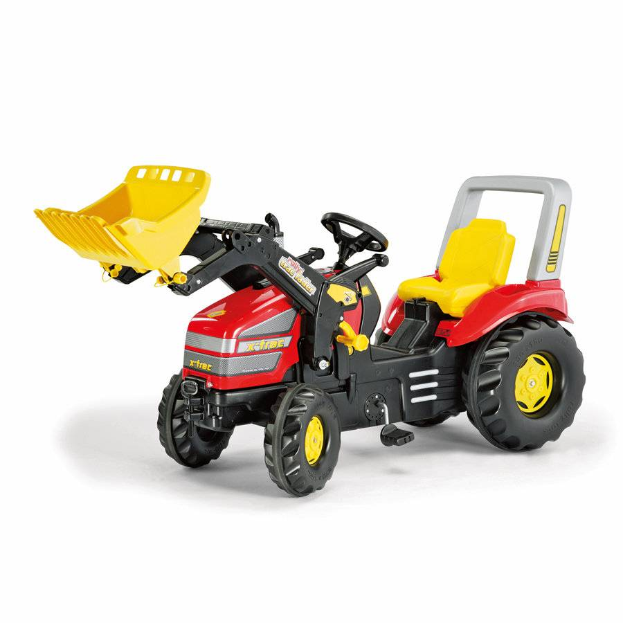Rolly Toys Tractor rollyX-trac 046775