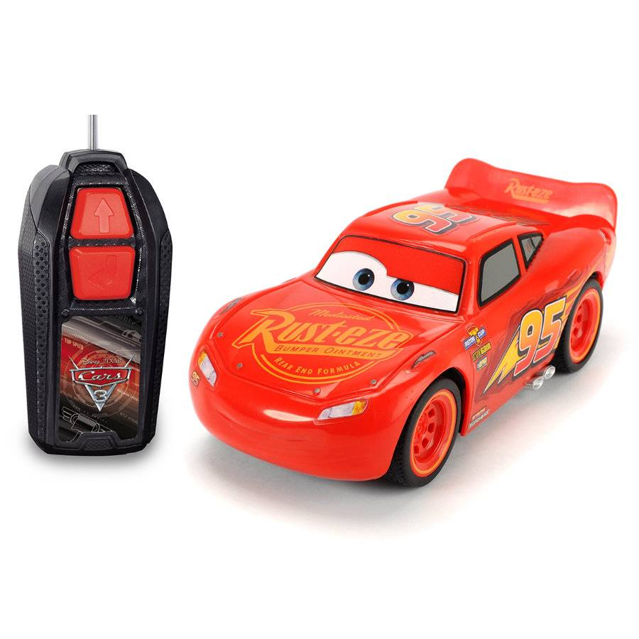 Dickie Toys RC Cars 3 Rayo McQueen Single Drive