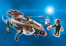 Playmobil Gene y Sykronian con Nave