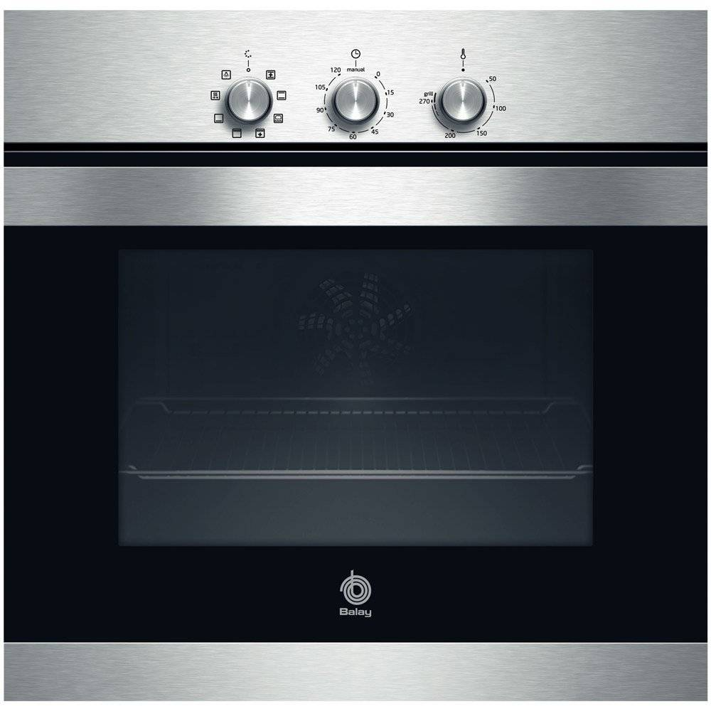 Balay Horno - Balay 3HB504XM Electric oven 62L A Acero inoxidable
