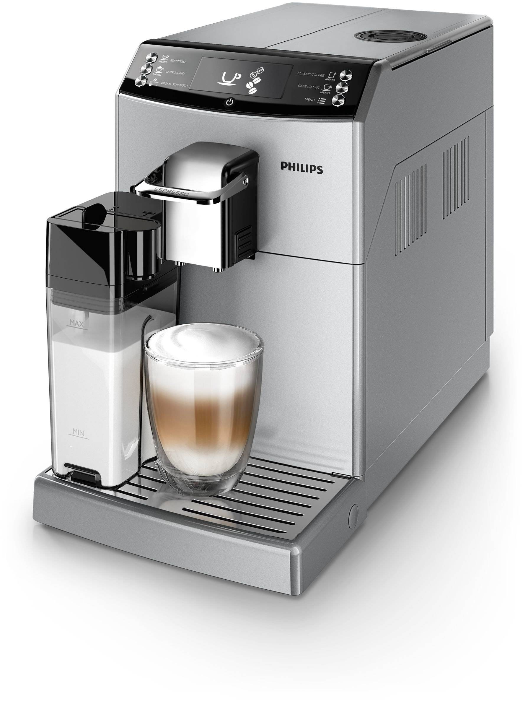 Philips Cafetera Express - Philips 4000 series Cafetera espresso súper automát